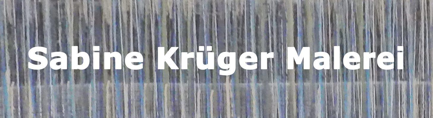 Sabine Krüger Malerei